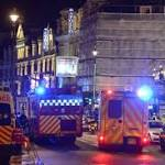 More Than 80 Hurt As Ceiling In West End Apollo Theatre Collapses