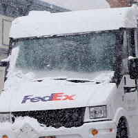 Fedex Worker Found Frozen To Death Outside Illinois Facility