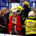 76 Hurt In Collapse Of London Theater Ceiling