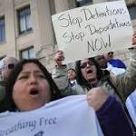 Rallies In Cities Across Us Decrying Deportation
