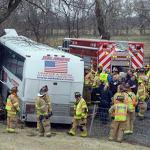 Two Dead, 14 Injured After Tour Bus Crash In Pa.